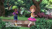 Best Friends You and Me Music Video | Fancy Nancy | Disney Junior