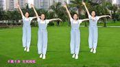 广场舞《今生今世的唯一》表演:小乐!