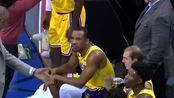 【原声回放】NBA中国赛:湖人vs篮网第3节