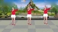 红领巾舞蝶广场舞:《红歌兰泥湾》演示·舞蝶