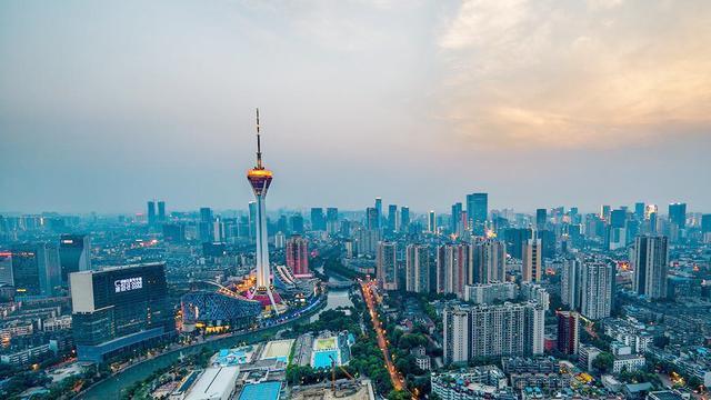 2017新一线城市排名,10省会城市上榜,成都排名第一!