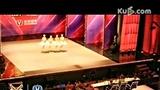 【出彩中国人】老年芭蕾舞-老年芭蕾舞者上台