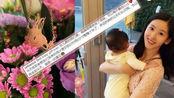 章泽天庆生照,晒女儿原画做的项链照片,言语里充满对女儿的慈爱