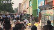 江苏徐州一幼儿园疑似发生爆炸瞬间