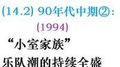 """【日本流行音乐史】(14.2) 90年代中期②:('94)""""小室家族""""和乐队潮的持续全盛"""