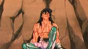 圣斗士:紫龙以生命守护同伴,他却以生命体验友情,紫龙为之流泪