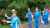 中国云朵王贵州花溪平桥分队徒步活动多姿多彩