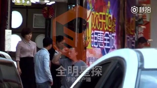 黄轩新恋情曝光!