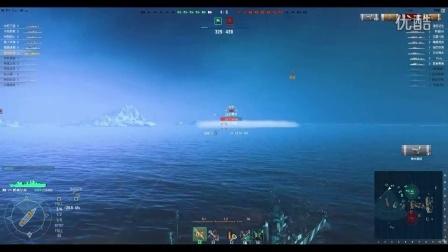 【WOWS】战舰世界LOD解说 新奥尔良翻盘