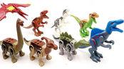 最新乐高恐龙玩具侏罗纪世界2乐高恐龙世界