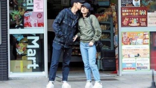 赵又廷谈大街上拥吻高圆圆
