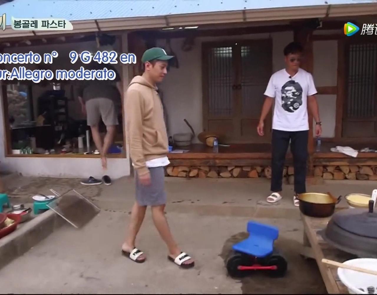 三时三餐渔村第三季:Eric厨艺cut E03