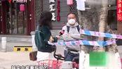 辟谣:传广州有酒楼出现疫情 原是墙体拉裂被围闭