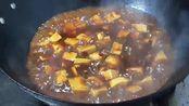 家常菜麻婆豆腐的做法,美食分享