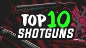 Destiny 2 - Top 10 Crucible Shotguns(By IFrostBolt)