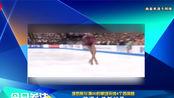 【跪拜莎皇】CCTV5报道Alexandra Trusova在日本公开赛中完成四个四周跳