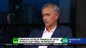 克罗地亚加时2-1战胜英格兰挺进总决赛 将对阵法兰西 克罗地亚首进决赛创造历史 2018