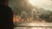 《侏罗纪世界2》火山爆发腕龙这一幕真的好难过