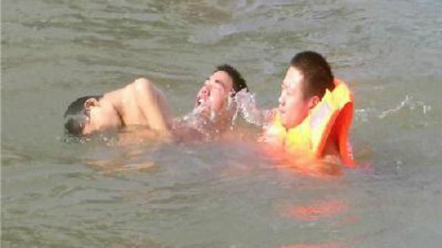 儿童穿成人救生衣,溺亡