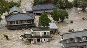 """台风""""博罗依""""袭日本致10人死 数千人滞留成田机场"""