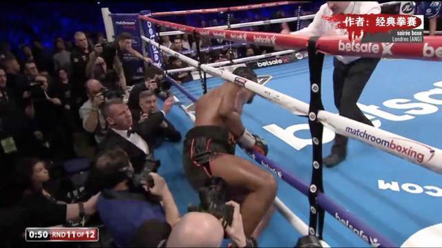 最新拳坛大冷门!大卫·海耶惨遭贝柳KO,被击出拳台惨目忍睹