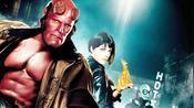 《地狱男爵2:黄金军团》精彩片段 男爵老婆发火 谁也不是对手