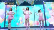 AOA《致我的男朋友》有青春活力的舞蹈