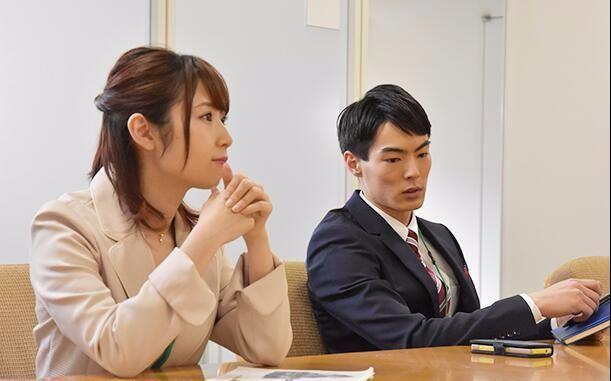 【職場王子】(辦公室編)第3夜「会議室之恋」170329
