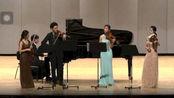 Ludwig Maurer: Concertante for four violins,op.55
