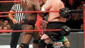 WWE-17年-RAW第1279期:单打赛欧尼尔VS萨摩亚乔-单场