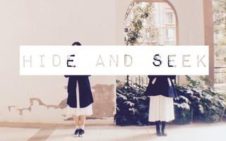 【正弦组】hide and seek