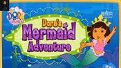 朵拉化身美人鱼:爱探险的朵拉朵拉历险记 米奇妙妙屋机械人拯救