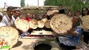 美丽中国乡村行:新疆是个好地方,瓜甜果多烤肉香