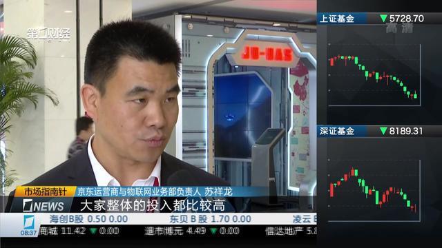 进一步布局智能消费领域:京东一季度首次全面盈利