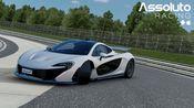 绝对赛车:McLaren P1纽北赛道6分02秒(静态起步)