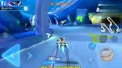 飞车手游 大神带来的两圈不同的跑法侏罗纪公园1分23秒
