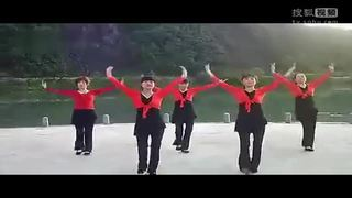 广场舞教学:荷塘月色