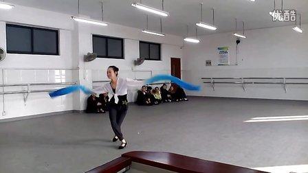 闫晨 藏舞 民族舞 独舞《卓玛》舞蹈 自编舞