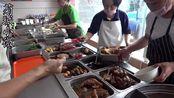 徐州最火把子肉快餐,9元吃一片人均25元,顾客爆满挤不上桌