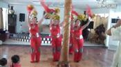 陈显智70寿辰——陈恳主持——红月亮舞蹈队献舞——好日子!