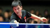 男乒世界杯樊振东4-1波尔进入4强,张本智和半决赛将挑战马龙