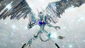 游戏王决斗链接--(0c0)翱翔吧星尘龙,结尾有天空龙。