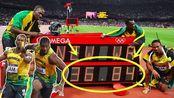 4×100米接力36秒84是什么概念?平均每100米仅用时9.21秒!