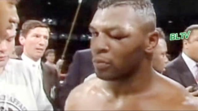道格拉斯KO泰森喜极而泣!改变重量级拳坛的两场逆天大冷门