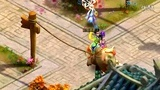 亲民2D回合制网游《东方故事》双人骑乘视频