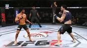 中国功夫李小龙对战绰号角斗士的拳手,两人谁能赢得比赛?