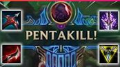 【Thebausffs】19 KILLS AND A PENTAKILL WITH AD SION