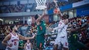 摩洛哥57-63不敌喀麦隆,查瓦14分12篮板,阿达拉莫托20分7篮板