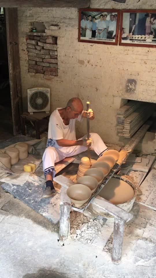 景德镇最传统的手工艺