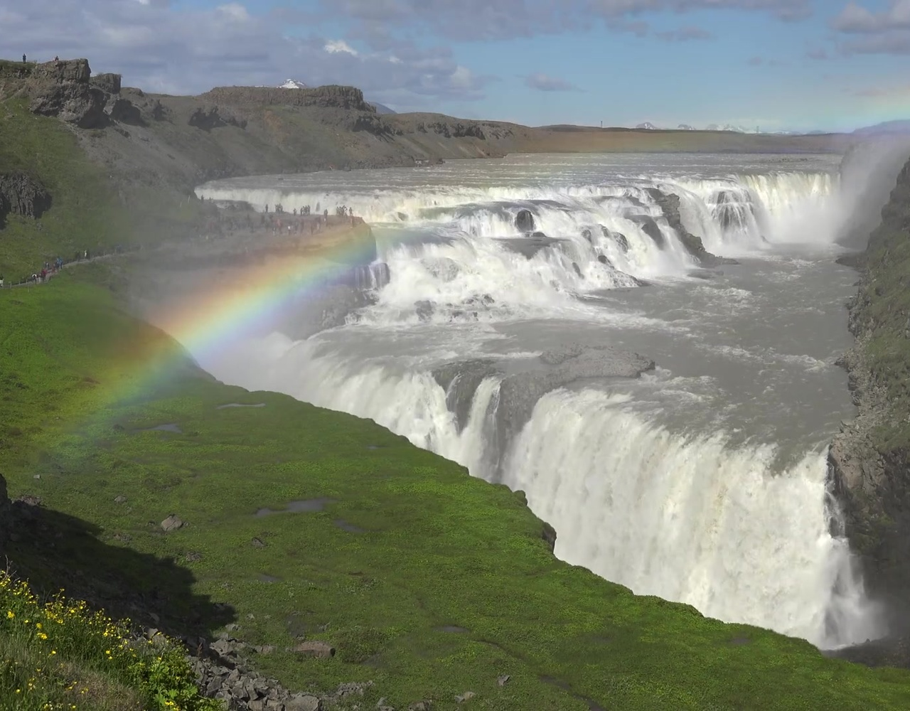 【最美冰岛】冰岛黄金圈Golden Circle, Iceland